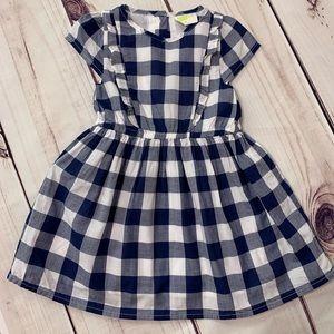 Crazy 8 • plaid dress